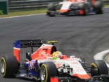 "Roberto Merhi: ""It was not easy to go racing"""