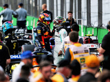 Albon 'not angry with Hamilton, just upset'