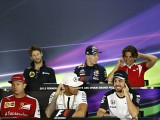 Thursday press conference - Abu Dhabi