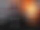 Bottas fastest from Hamilton, Kimi's car catches fire