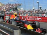 New chassis for Verstappen after Monaco quali crash