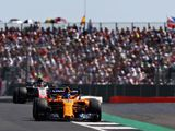 Fernando Alonso hits out at 'soft' Silverstone stewarding