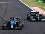Alonso: Hamilton was making costly 'small mistakes' during battle