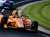 Alonso racks up the miles