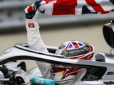 Hamilton: Waving British flag at Silverstone will make me smile until my dying day