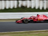 Sebastian Vettel: Ferrari will go aggressive but won't 'commit suicide'