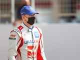 Haas not expecting 'great results' for Schumi