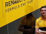Latifi to get first run in Renault R.S.17