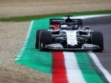 """Daniil Kvyat Pleased with Imola Result: """"The Safety Car restart was very important"""""""