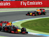 Red Bull won't interfere if Daniel Ricciardo/Max Verstappen are racing for victory