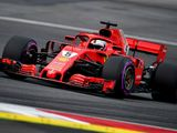 Three-place grid penalty for Vettel after Sainz block