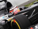 Brake failure deprives Hulkenberg of points