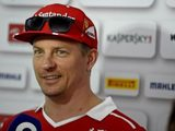 "Kimi Raikkonen: ""I don't see any reason why we shouldn't be strong here"""