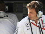'Gremlin' at Mercedes after poor practice pace