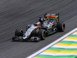 Hulkenberg points secure fifth for Force India