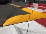 New 'ramp' kerbs on Monaco GP track too 'extreme' say F1 drivers
