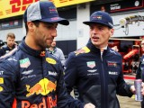 Verstappen says Ricciardo will miss Red Bull