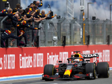 Verstappen claims first F1 hat-trick as Hamilton suffers his own triple whammy