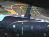 F1 shows off helmet cam for breathtaking lap of Spa