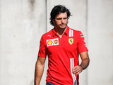 Sainz 'not using excuses' after crashing out