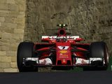 Getting Pirelli tyres to work 'most challenging part of the day' for Raikkonen