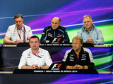 Mexican GP: Friday Press Conference