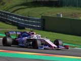 "Sergio Perez On Sixth Place Spa Finish: ""It always hurts to lose a position on the final lap"""