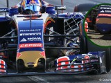 Toro Rosso debut 'almost brand new' car in Barcelona
