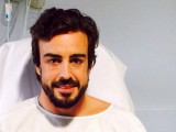 Alonso set for further tests in intensive care