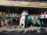 Lauda: Hamilton is the best