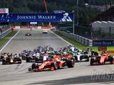 Belgian GP promoter halts ticket sales for F1 race