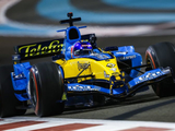 Abu Dhabi demo run proves Alonso has not lost his pace - Ricciardo