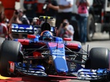 Sainz stars to line up sixth for Monaco