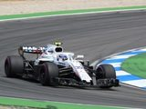 Double Retirement 'A Particular Blow' for Williams in Germany - Lowe