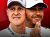 Can Lewis beat Schumi's win record?