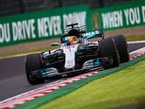 Lewis Hamilton: Mercedes performance 'back to normal' in Japan