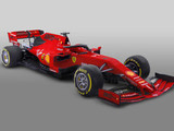 Ferrari reveals revised Melbourne livery