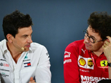 Wolff angered by Ferrari's power unit claims
