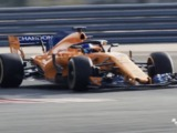 Video: On-track footage of the McLaren MCL33