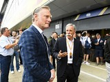No decision yet on F1 commercial boss Bratches' future - Carey