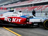 F1's new cars make track debuts