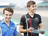 George Russell: Lando Norris' F1 deal accelerated my Williams move
