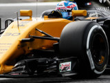 Palmer lauds Renault chassis improvement