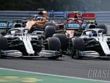 Risky approach not influenced by contract situation - Bottas