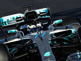 Mercedes saw Bottas debris, but too late