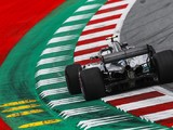 Mercedes F1 car upgrade improved stability, say Bottas and Hamilton