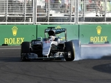 Hamilton bemused by technical trouble