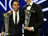 Hamilton collects 2014 awards
