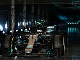 The W09 is 'awful lot quicker' - Mercedes