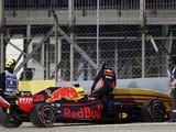 Max Verstappen Bahrain F1 qualifying crash caused by 150hp power surge